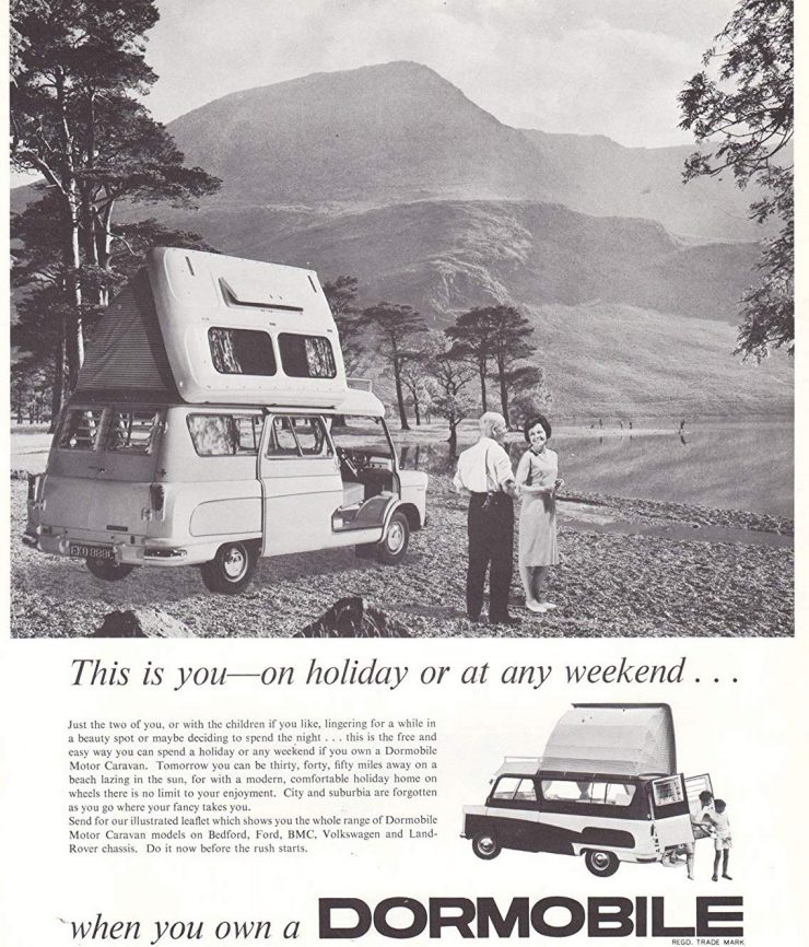 Bedford Dormobile 3