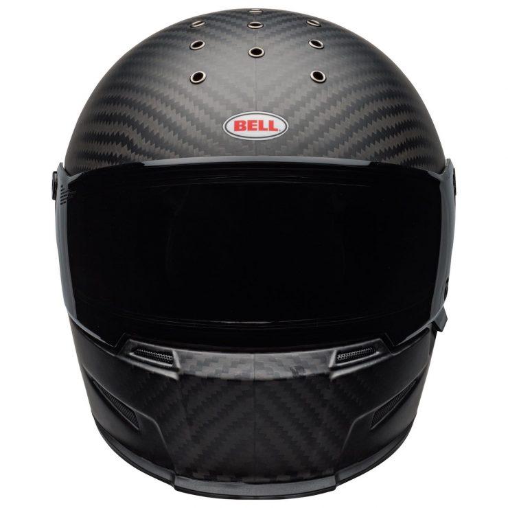 Bell Eliminator Carbon Helmet Front