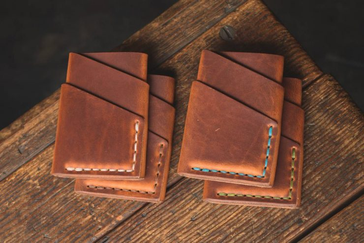 Craft & Lore Port Wallet – Horween Chromexcel Leather 6