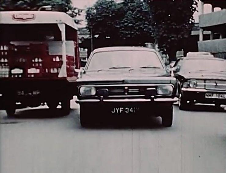 De-Classified CIA Training Film Car Surveillance 4