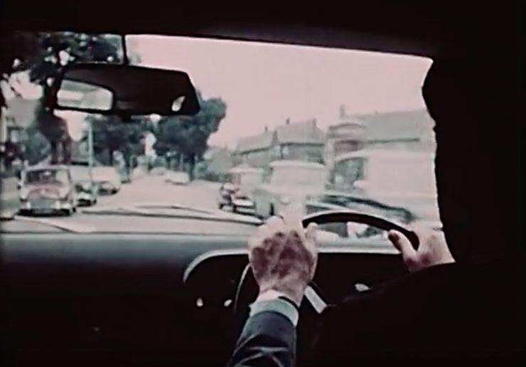 De-Classified CIA Training Film Car Surveillance 5
