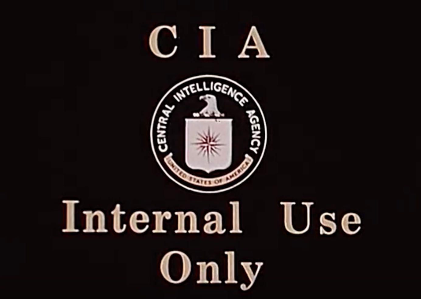 De-Classified CIA Training Film: Car Surveillance