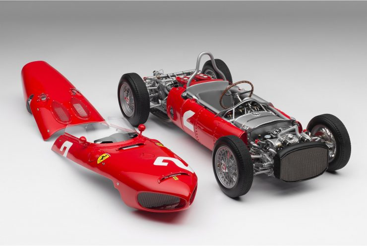 Ferrari 156 F1 Sharknose Body
