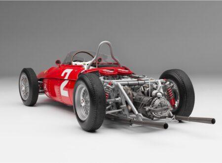 Ferrari 156 F1 Sharknose Engine