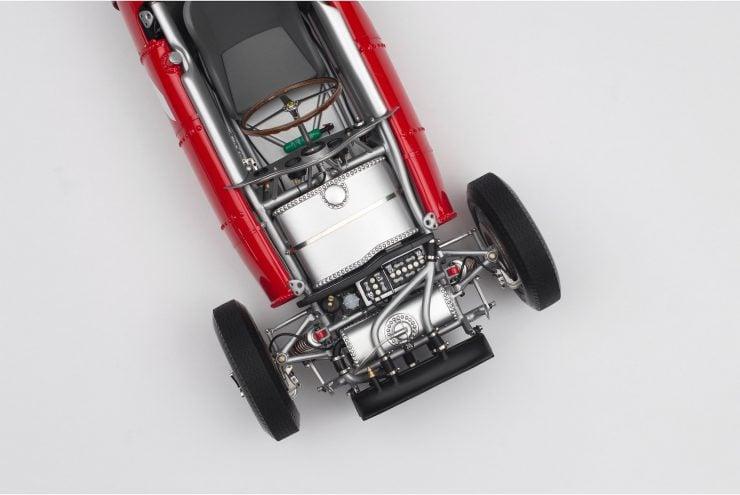 Ferrari 156 F1 Sharknose Fuel Tank