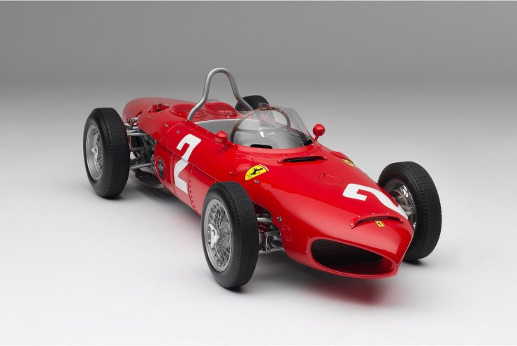 Ferrari 156 F1 Sharknose Main