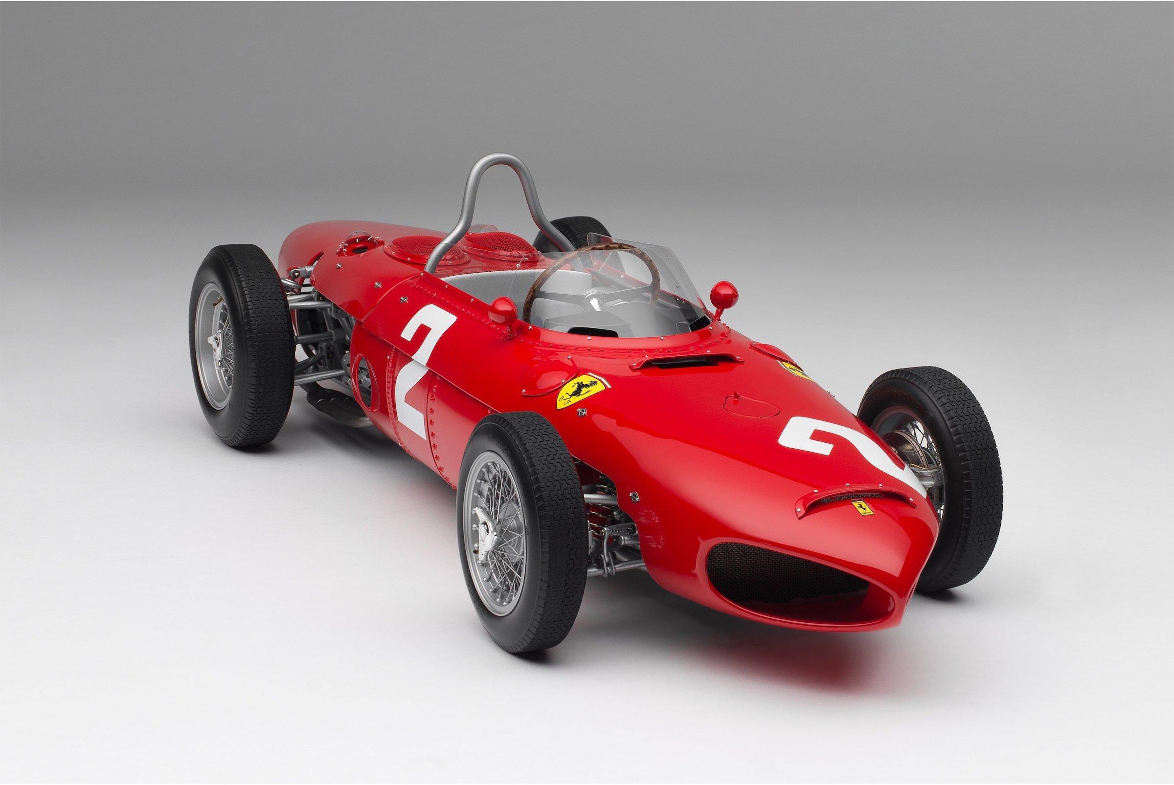 Ferrari 156 F1 Sharknose 1 8th Scale Model 8 460 Usd