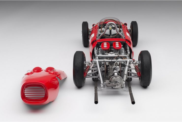 Ferrari 156 F1 Sharknose Rear