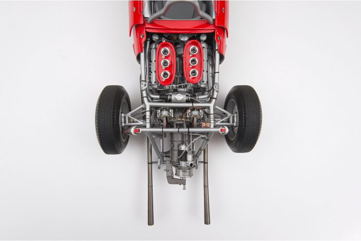 Ferrari 156 F1 Sharknose Suspension