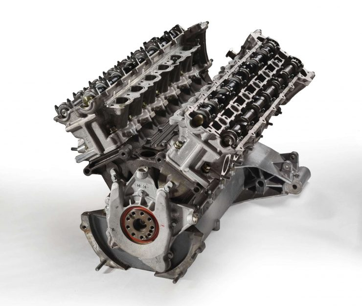 Ferrari F50 V12 Engine