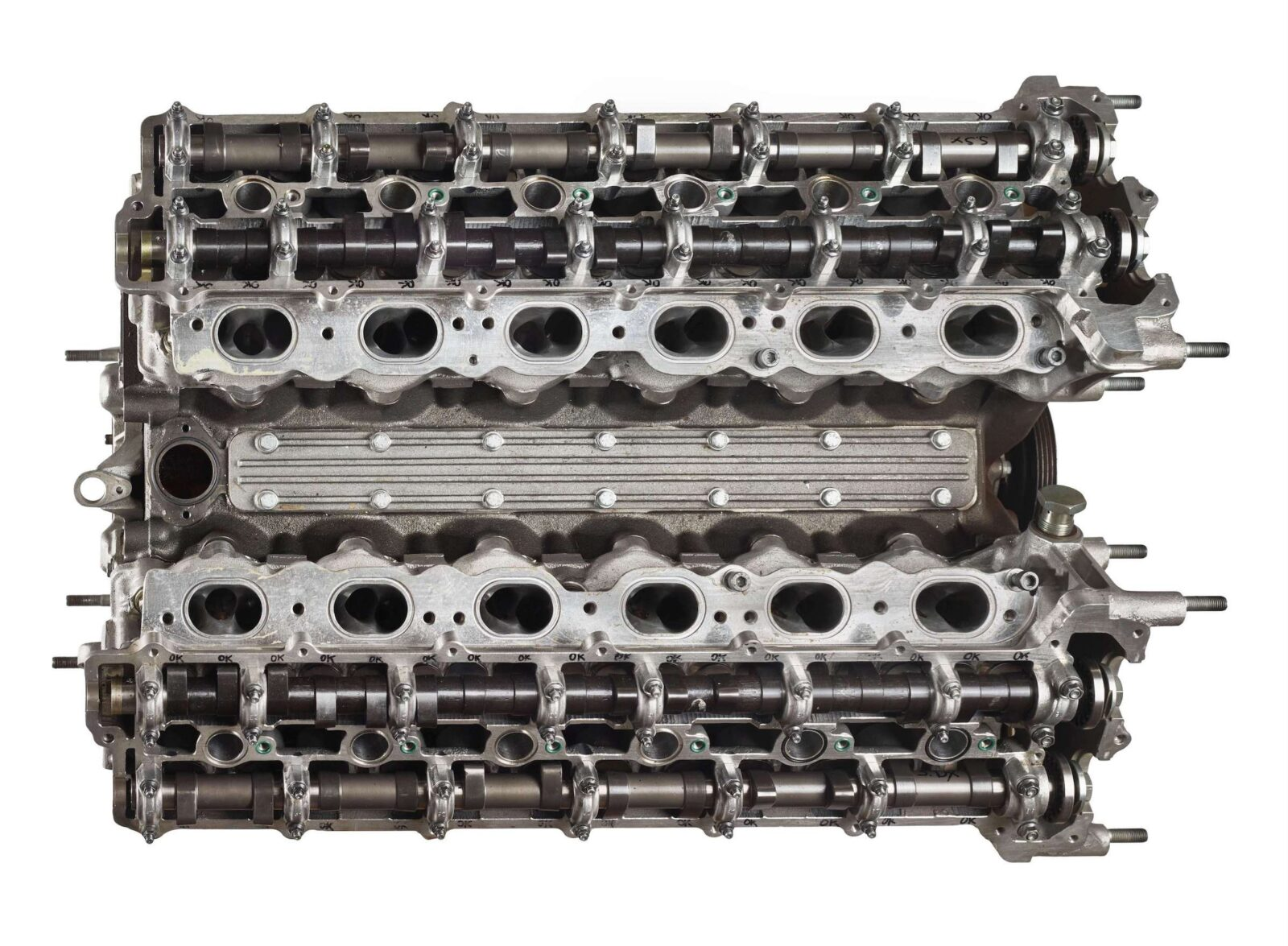 Ferrari F50 V12 Engine Cams