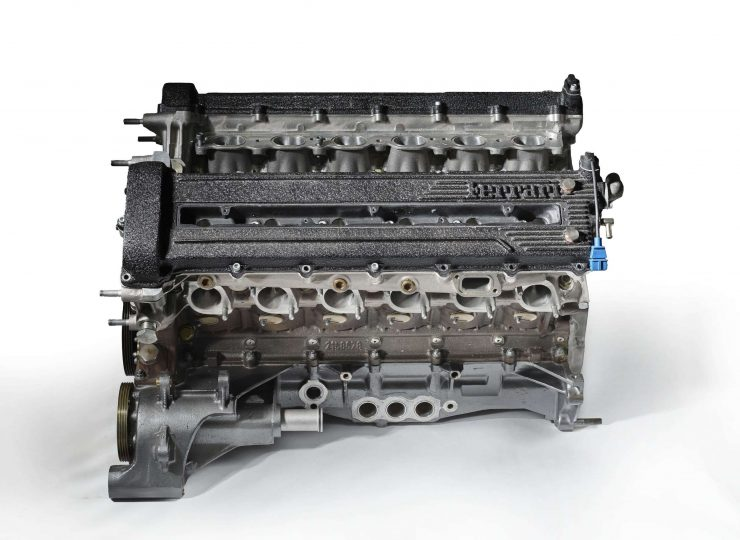 Ferrari F50 V12 Engine Main