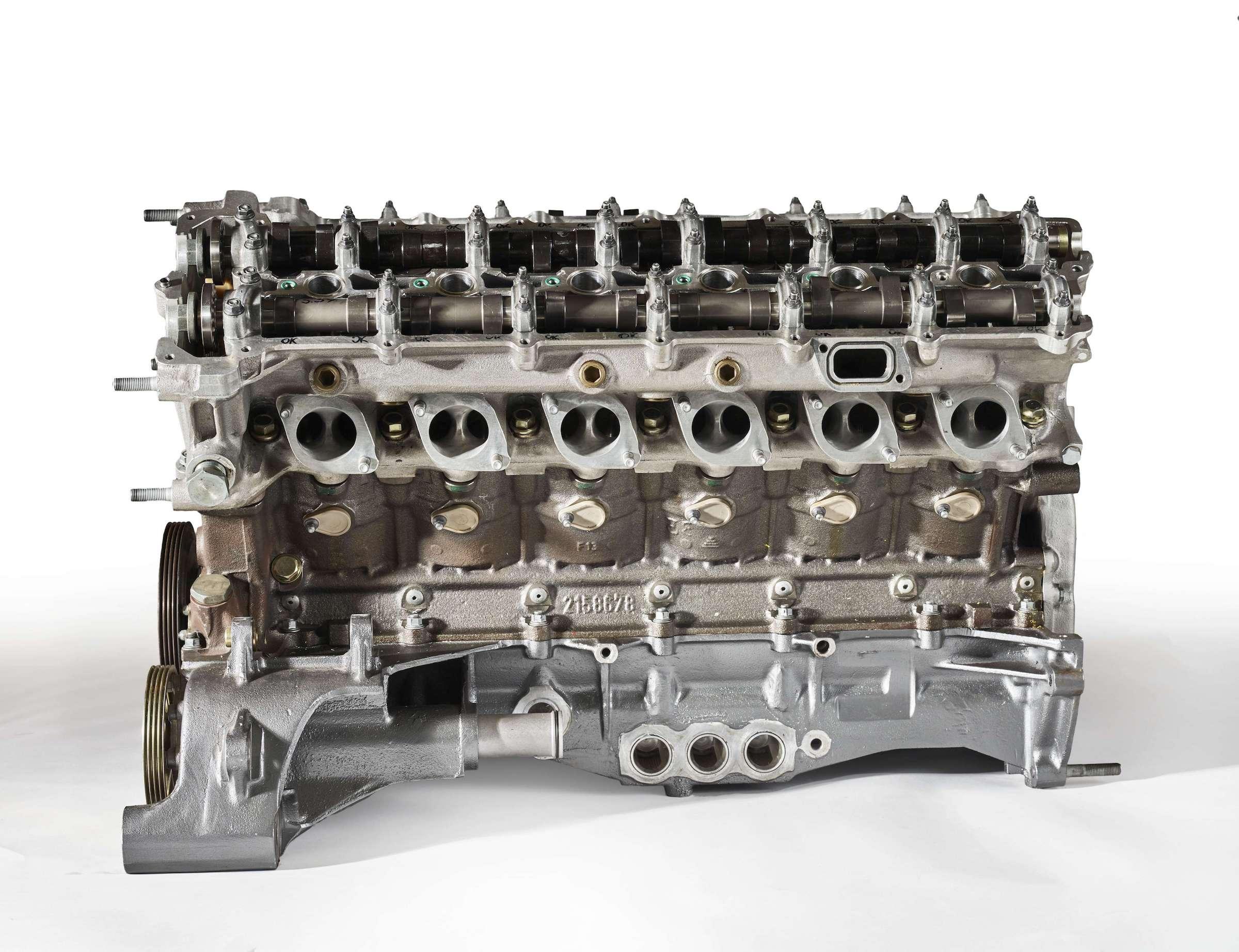 Crate Engine Royalty A 740 Hp Ferrari F50 Gt V12 Engine