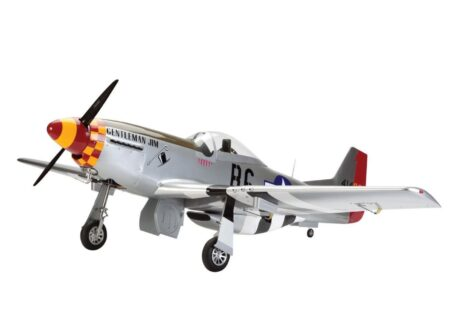 Hangar 9 P-51D Mustang 60cc ARF RC Plane
