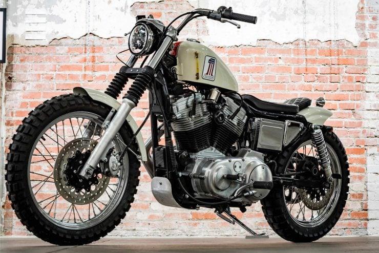 Harley-Davidson XL1200 Sportster Custom
