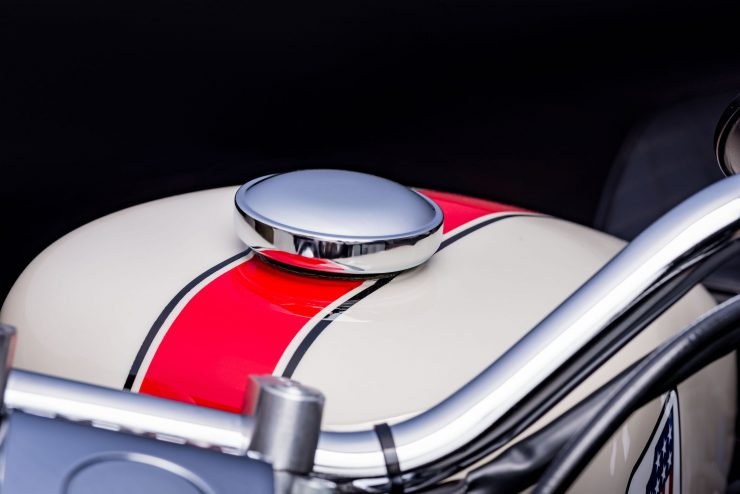 Harley-Davidson XL1200 Sportster Custom Fuel Tank