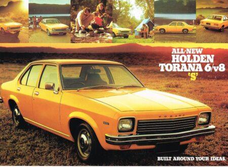 Holden Torana LH Brochure