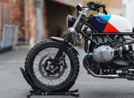 Hookie Moto-Kit BMW R NineT Custom Motorcycle 1