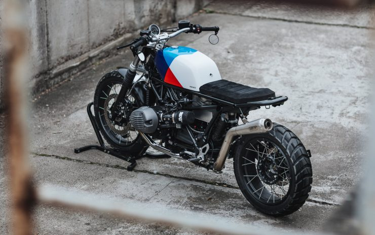 Hookie Moto-Kit BMW R NineT Custom Motorcycle 13