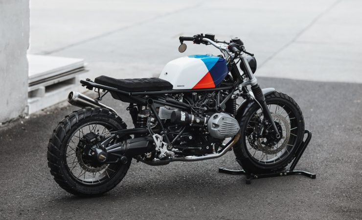 Hookie Moto-Kit BMW R NineT Custom Motorcycle 6
