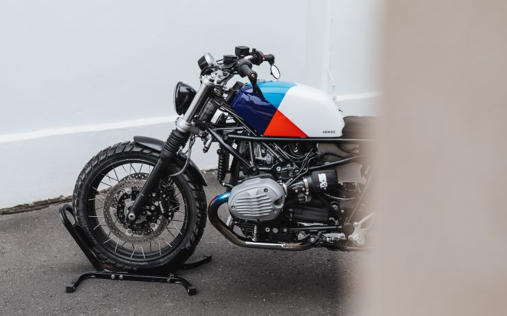 Hookie Moto-Kit BMW R NineT Custom Motorcycle 7