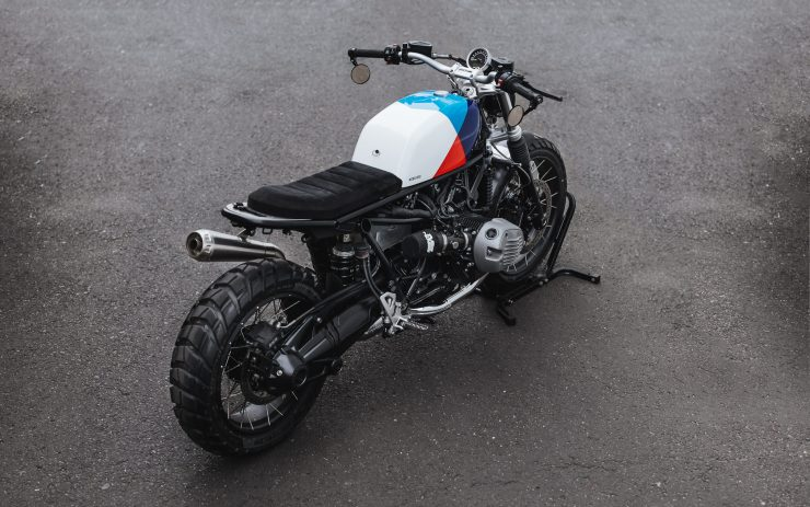 Hookie Moto-Kit BMW R NineT Custom Motorcycle 8