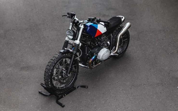 Hookie Moto-Kit BMW R NineT Custom Motorcycle 9