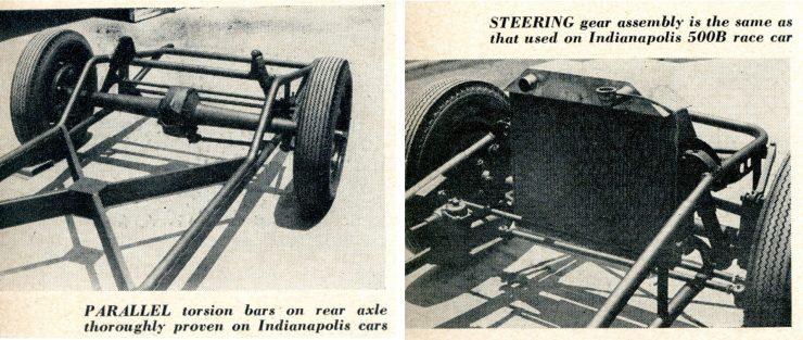Kurtis 500 KK Chassis 2