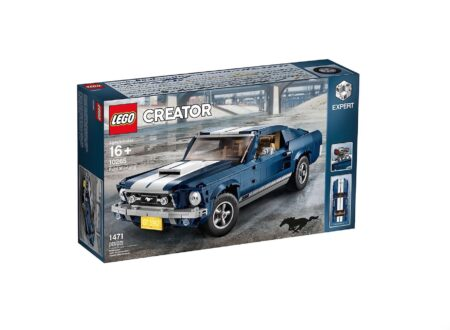 Lego Ford Mustang In Box