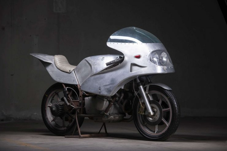 MV Agusta 750 Prototype Turbo Motorcycle 1