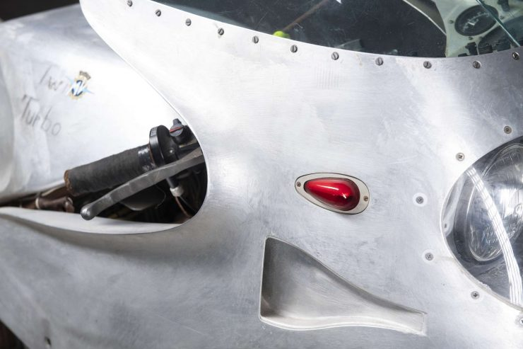 MV Agusta 750 Prototype Turbo Motorcycle Fairing