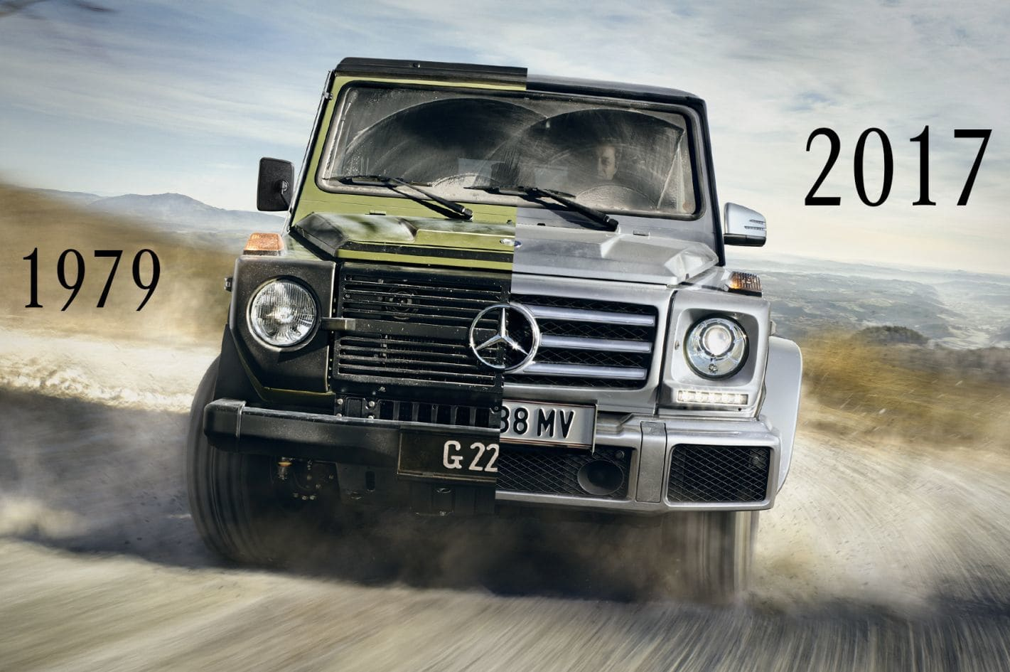 Mercedes Benz G Wagon Cl 4
