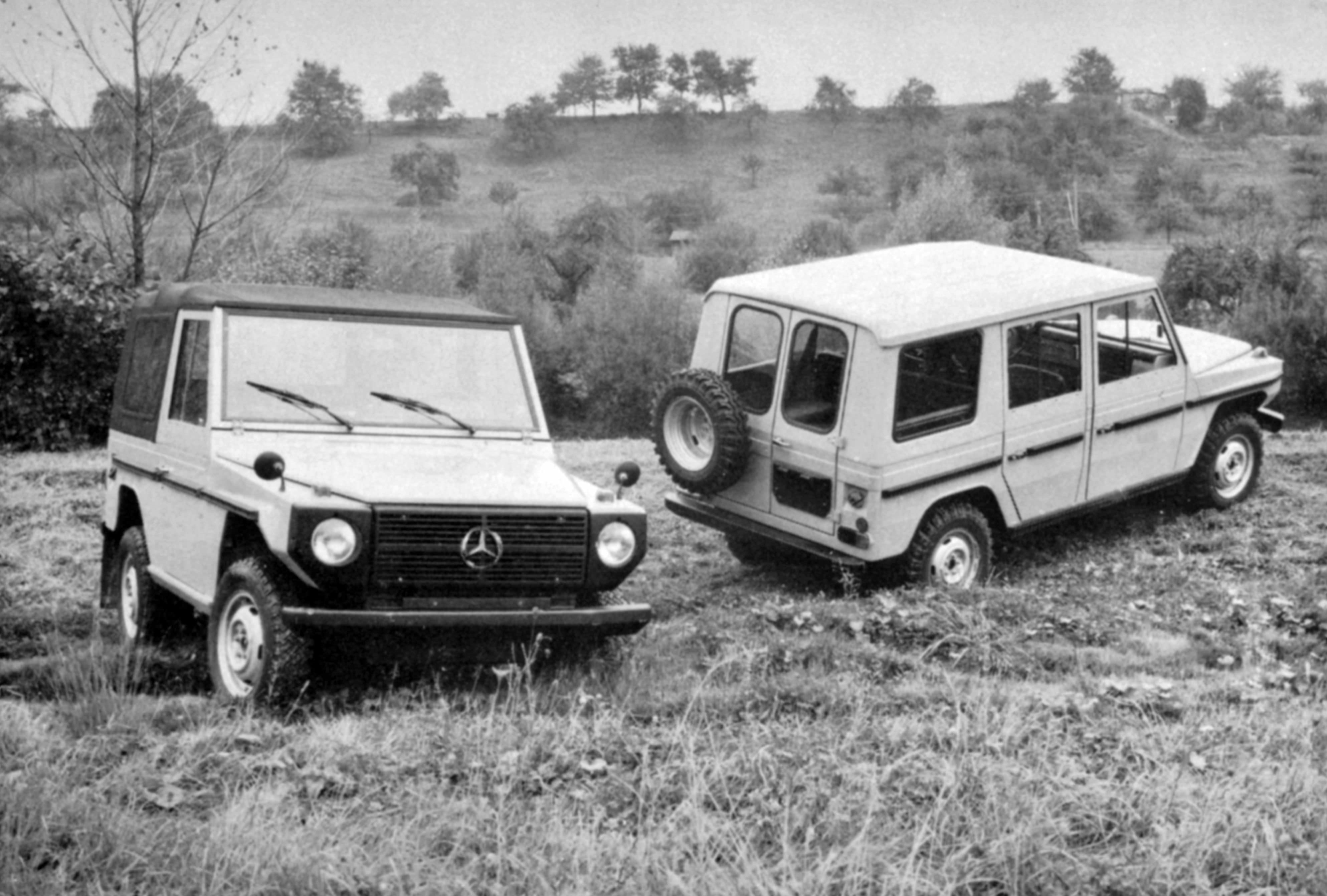 A Brief History of the Mercedes-Benz G-Wagen (G-Wagon / G ...