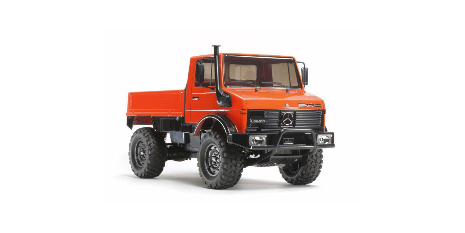 Mercedes-Benz Unimog 425 4x4 Tamiya RC Model