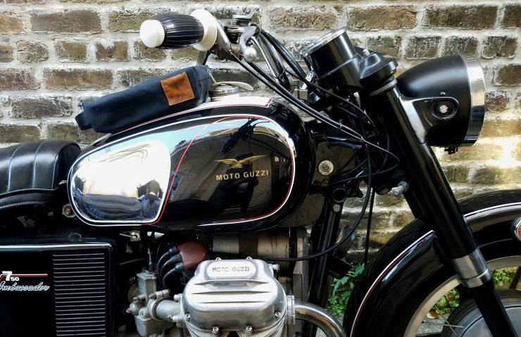 Motorcycle Tank Bag 1