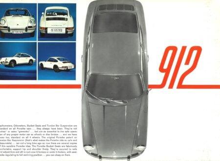 Porsche 912 Brochure 3
