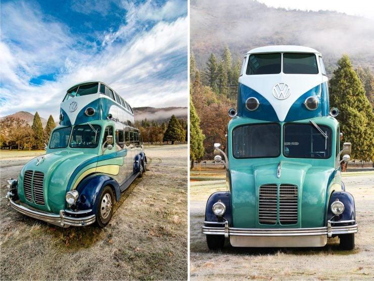 Randy Grubb Magic Bus 5