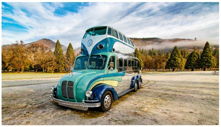 Randy Grubb Magic Bus 6