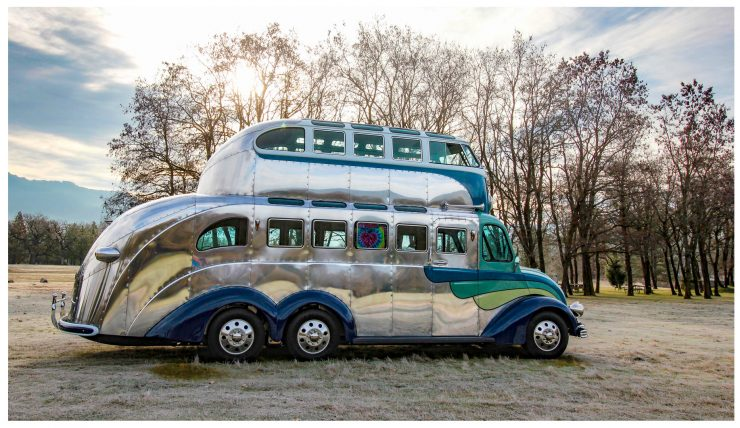 Randy Grubb Magic Bus 9