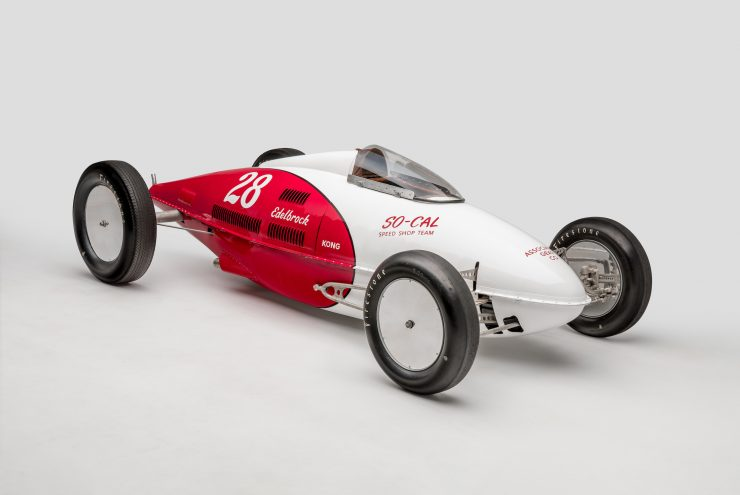 SO-CAL Speed Shop Special Belly Tank Racer - The Lakester