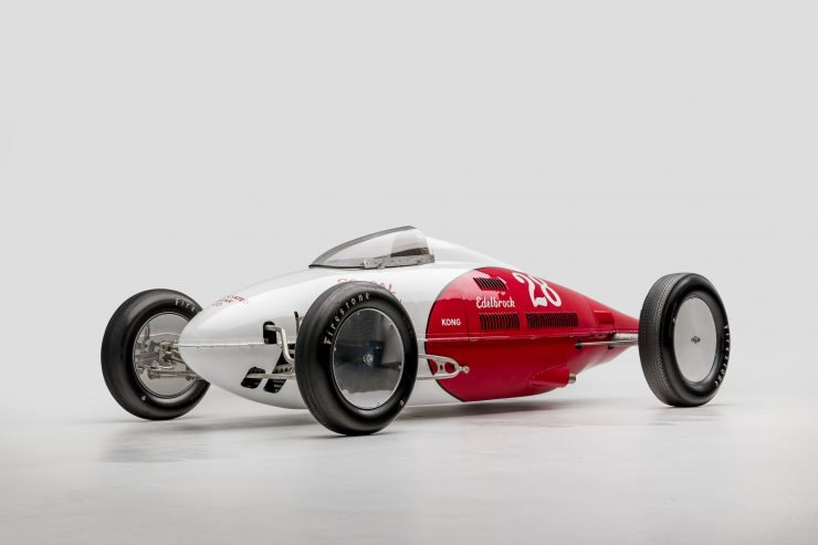 SO-CAL Speed Shop Special Belly Tank Racer - The Lakester Front 4