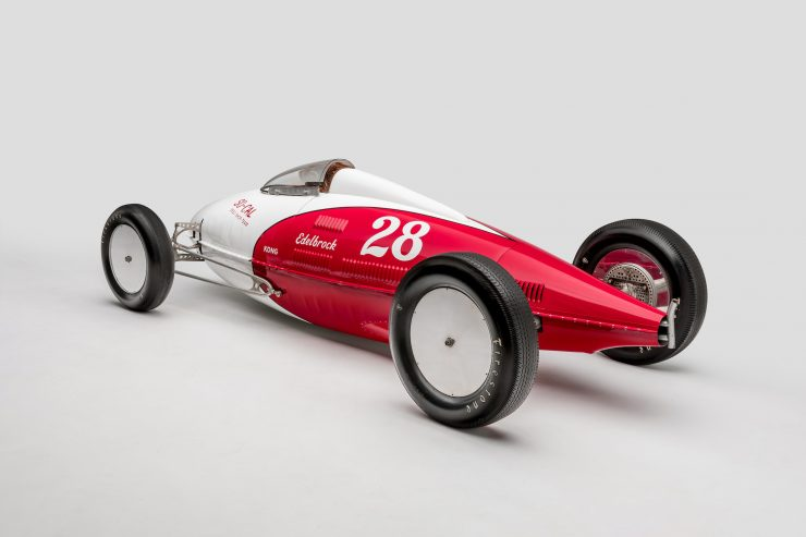 SO-CAL Speed Shop Special Belly Tank Racer - The Lakester Rear 3