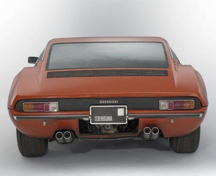 Serenissima Ghia GT Back