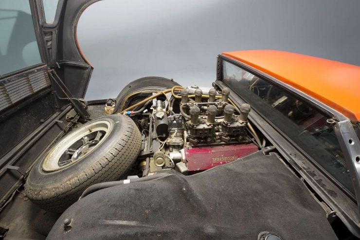 Serenissima Ghia GT Engine