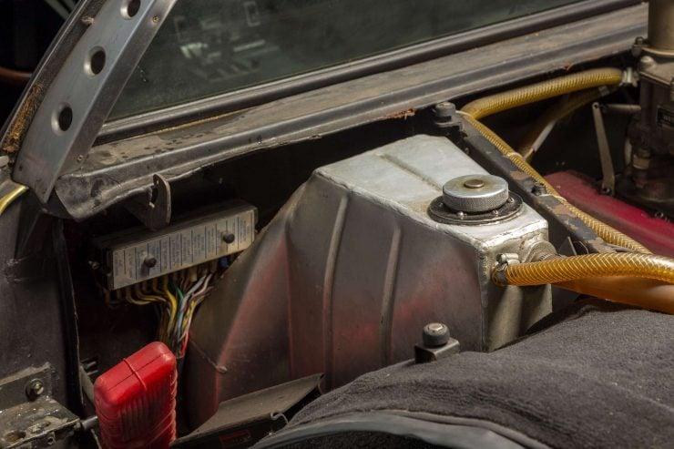 Serenissima Ghia GT Engine Suspension