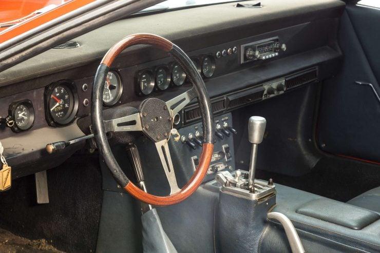 Serenissima Ghia GT Interior 2