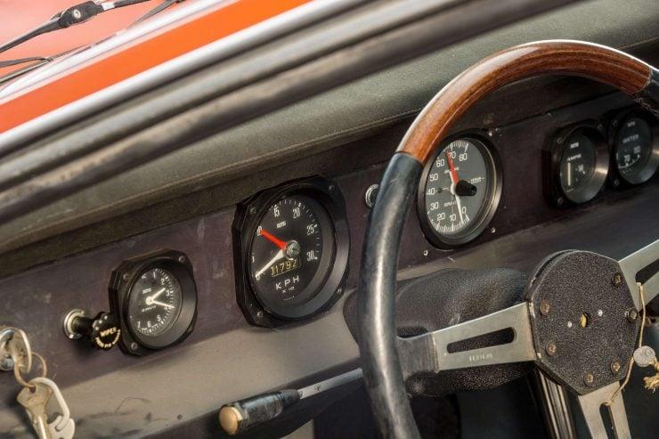 Serenissima Ghia GT Interior 3