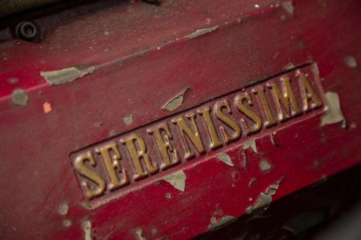 Serenissima Ghia GT Name