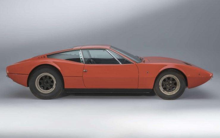 Serenissima Ghia GT Side