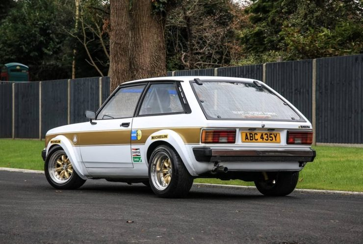 Talbot Sunbeam Lotus Back 2